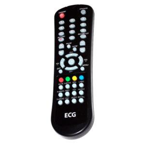 Оригинальный пульт для ECG DVB-T550HDD