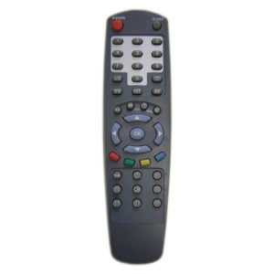 Пульт для Hometech CTV-1437T CTV-2163T CTV-2137T (фото пульта)