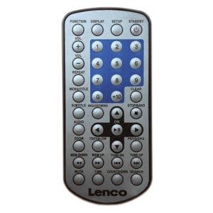 Пульт для Lenco KDV-310 (фото пульта)