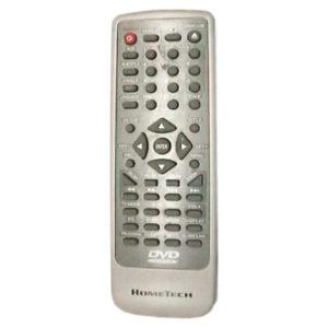 Оригинальный пульт для Hometech DVD-658 DVD-668 (фото пульта)