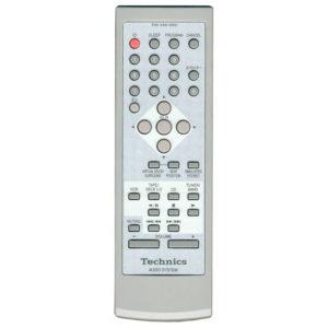 Пульт для Technics RAK-EHA18WH (фото пульта)