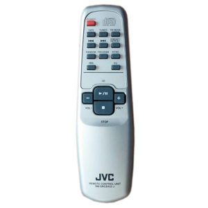 Пульт для JVC RC-BX53 (фото пульта)