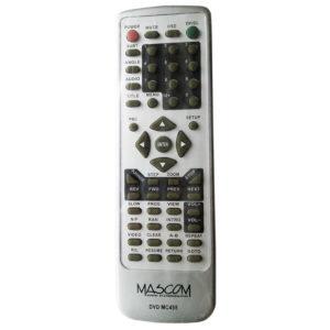 Оригинальный пульт для Mascom DVD MC455