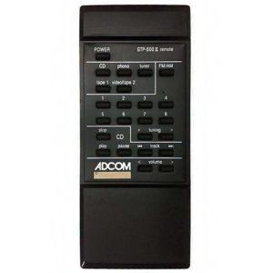 Пульт для ADcom GTP-500 (фото пульта)