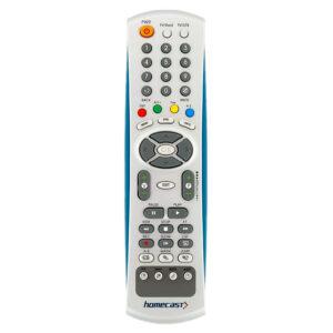 Оригинальный пульт для Homecast S8000 (фото пульта)