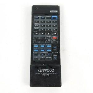 Пульт для KENWOOD RC-75 (фото пульта)