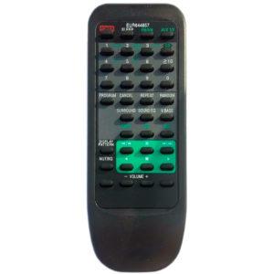 Пульт для Panasonic EUR644857 (фото пульта)