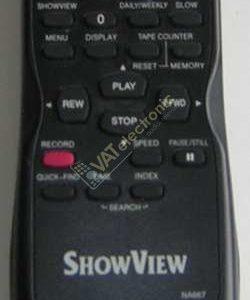 Пульт для Funai VCR (фото пульта)