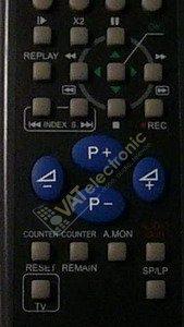 Пульт для Sony CTV494 (фото пульта)