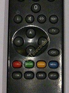 Пульт для Nokia  RCN800 (фото пульта)